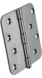 Monroe manufactures custom panel box hinges