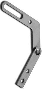 Monroe manufactures custom knife hinges