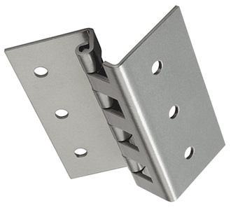 Monroe manufactures custom latch hinges
